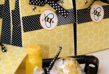A Bumble Bee Birthday Party / Alethea wants her 3rd birthday to have a Bumble Bee Theme!