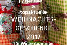 Geschenke Reisen & Urlaub  / Die besten Geschenkideen für Weltenbummler - ob zu Geburtstag, Ostern oder Weihnachten #Geschenk #Geschenke #Geschenkideen