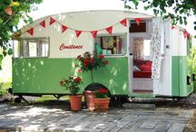 VINTAGE CAMPERS / by simply vintageous ....... by Suzan