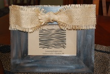 Picture Frames by SSD / by Becky Phillips