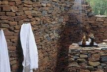 kültéri zuhany