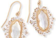 Earrings for kitty helen