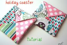Coasters patchwork