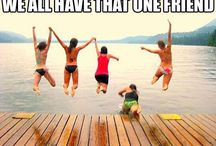 Awesome Funny Things We All Do! / Funny things that almost al of us do.