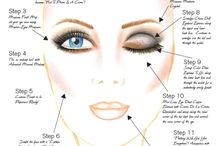 Being Beautiful / Products I LOVE, looks I LOVE, old tricks and tips that I have used over the years doing others makeup for proms, weddings and special occasions. Learning some new tricks and tips as well! / by Shauna Wells