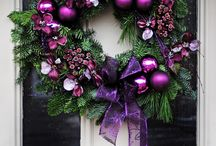 Xmas Door's Wreath