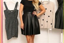 Lauren Conrad / Her style / by Brittany of www.BrillianceOfB.com
