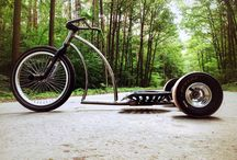 Custom Drift Trikes / Custome drift trikes by Dizzy Star