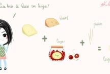 Food, recipe / by Kelly Echavarria Toro