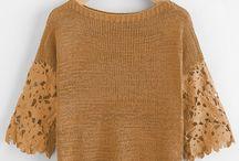 модные свитера 2018-19