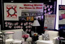 Tradeshow Booths by AFR