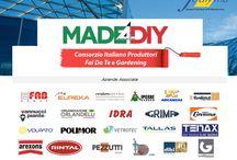 MADE 4 DIY - Associated Companies / Le aziende di MADE 4 DIY