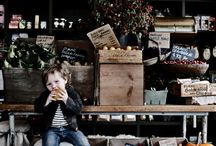 Brick & Mortar / Smaller mom and pop shops that inspire/