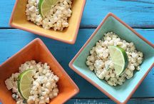 Recipes to try - fresh Corn / by Teryl