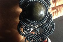 bracelete macrame