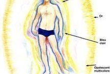 Aura et corps Energetiques