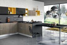 Cucine Moderne - Moon Duna Diva / La scelta è tra tre nuovi sistemi d'apertura (maniglie) che, abbinati a varie finiture, permettono di creare una nuova estetica per la cucina moderna e per il soggiorno: esclusiva, raffinata e personalizzata, in completa armonia con lo stile di ogni casa di design.