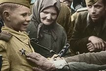 1941-1945 Победители!