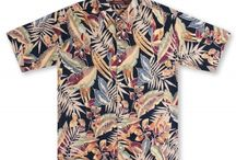 Tori Richard / Founded in the Hawaiian Islands in 1956, Tori Richard is the world's premier resort wear designer. Now 58 years in Hawaii, Tori Richard has created apparel of uncompromising quality and style.  / by 🌺 🌺Aloha Shirt Shop🌺 🌺
