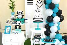 """Tema"""" Panda"""