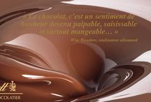 Citations chocolatées