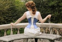 Corsetry / Why was I born in a century where corsets aren't commonplace? / by Becca Fletcher