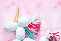 Unicorn / Cute unicorns  (diy)(clothes)...