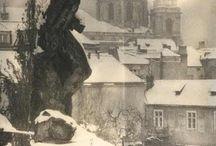 my beloved Prague