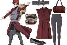 Everyday cosplay — Naruto / Повседневный косплей по аниме Naruto. ~Классно одеваться каждый день как любимые персонажи?~