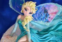 frozen !