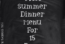 THM Summer Recipes