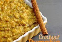 Food / Pumpkin oatmeal