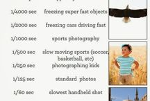 Photography - Shutter speed