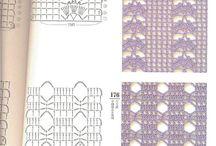 Crochet sts 3 / by sandhya godbole