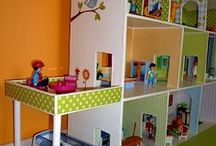 Lia Daas barbie huis