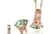 Jewelry / by Lauren Aniess