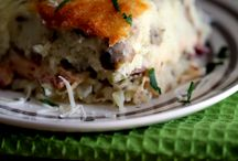 Recipes - Comforting Casseroles