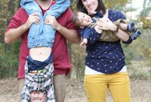 Family Pictures / by Renee DeShazer