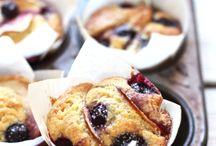 Muffins, muffins, muffins / by Marisa Archuleta Bo