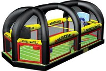 Commercial Sports Games / These commercial sports games are ideal for indoor fun centers, schools, churches or any other commercial setting.