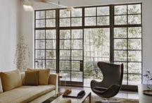 sala de estar cal Romero / Parrilla / ideas para la nueva deco de la sala de estar