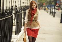 ruhák - ősz