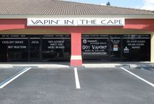 Vapin' in the Cape Locations / Cape Coral, Kissimmee, Orlando