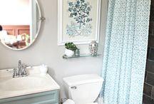 Bathroom / by Melissa D