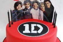 Cakes / Birthday