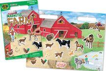 Daycare- Farm Unit / by Christi Johnson