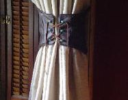 western lace curtains