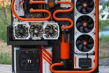 Custom Water Cooling