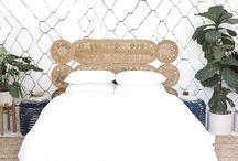 Υπνοδωμάτια σε στυλ μποέμ