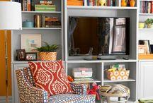 mobila biblioteca/sufragerie